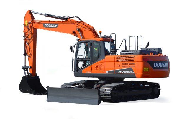 22t excavator